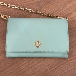 SOLD Tory Burch Wallet on a Chain